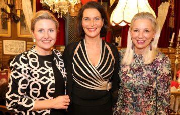 Hochkarätige Ladies Night anlässlich des Internationales Frauentages
